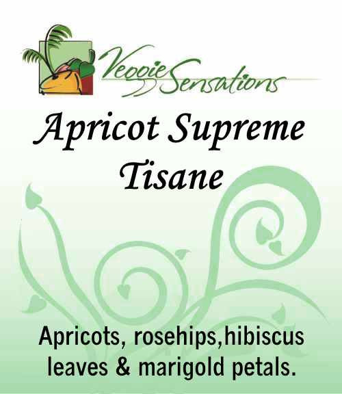 Apricot Supreme Tisane - Loose Leaf