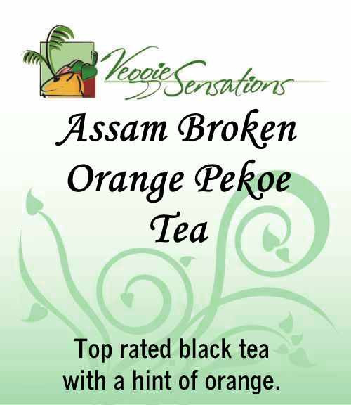 Assam Broken Orange Pekoe Black Tea -Loose Leaf