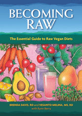 Becoming Raw - VeggieSensations
