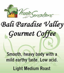 Bali Paradise Valley Gourmet Coffee - VeggieSensations