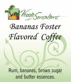 Bananas Foster Flavored Coffee - VeggieSensations