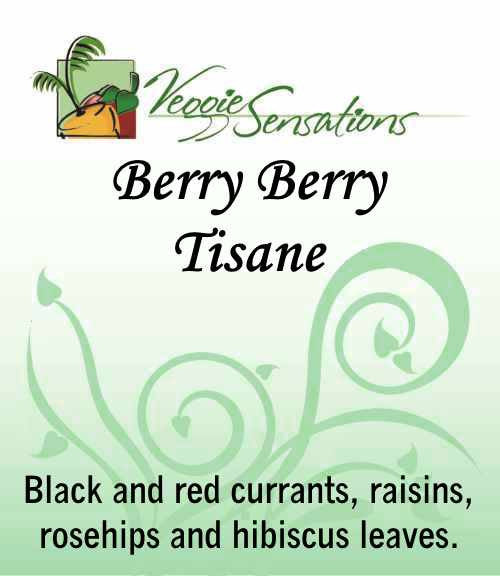 Berry Berry Tisane - Loose Leaf