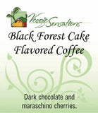 Black Forest Cake Flavored Coffee - VeggieSensations