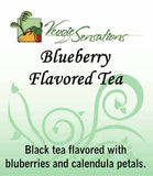 Blueberry Flavored Tea - Flavored Tea
