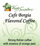 Cafe Borgia Flavored Coffee - VeggieSensations