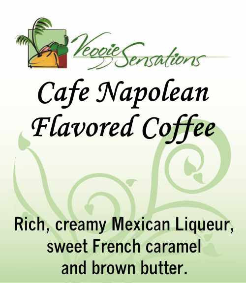 Cafe Napoleon Flavored Coffee - VeggieSensations