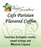 Cafe Parisian Flavored Coffee - VeggieSensations