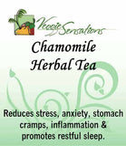 Chamomile Herbal Tea - Loose Leaf - VeggieSensations