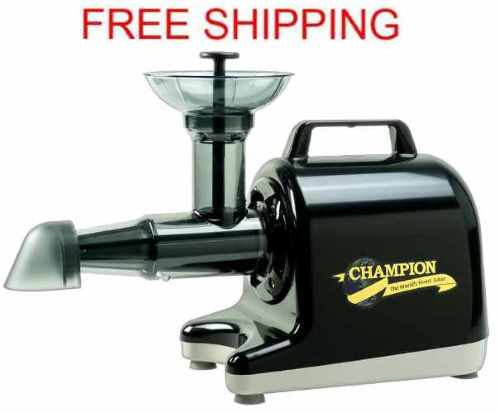 Champion 4000 Household Juicer - VeggieSensations