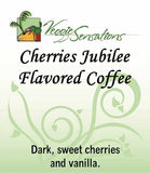 Cherries Jubilee Flavored Coffee - VeggieSensations