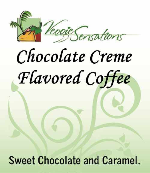 Chocolate Creme Flavored Coffee - VeggieSensations