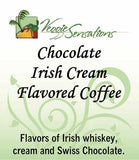 Chocolate Irish Cream Flavored Coffee - VeggieSensations