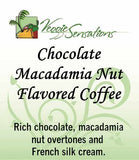 Chocolate Macadamia Nut Flavored Coffee - VeggieSensations
