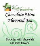 Chocolate Mint Flavored Tea - Loose Leaf - VeggieSensations