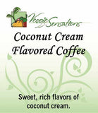 Coconut Cream Flavored Coffee - VeggieSensations