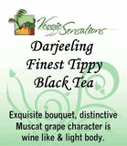 Darjeeling Finest Tippy Black Tea - Loose Leaf - VeggieSensations