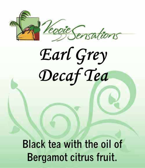 Earl Grey Decaf Black Tea - Loose Leaf