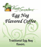 Egg Nog Flavored Coffee - VeggieSensations
