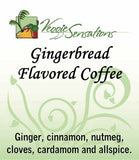 Gingerbread Flavored Coffee - VeggieSensations