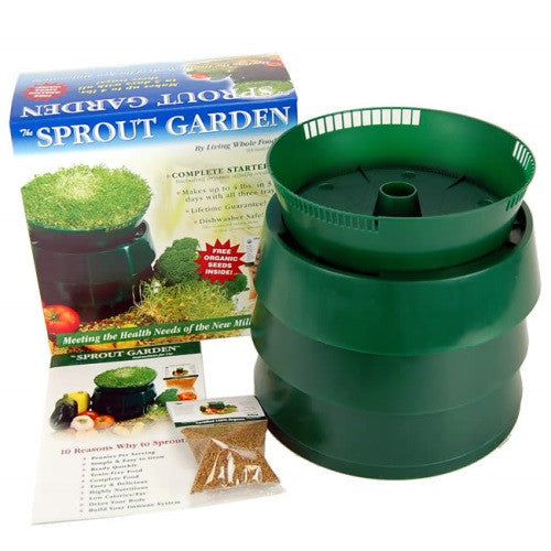 Handy Pantry 3 Tray Sprouting Garden