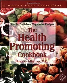 The Health Promoting Cookbook - Vegan - VeggieSensations