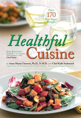 Healthful Cuisine - Raw and Vegan Recipes - VeggieSensations