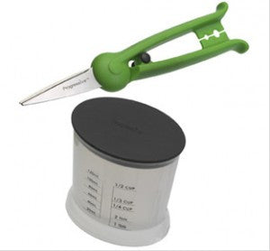 Herb Pro Shears and Measuring / Storage Cup - VeggieSensations