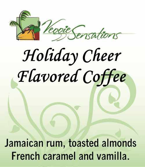 Holiday Cheer Flavored Coffee - VeggieSensations