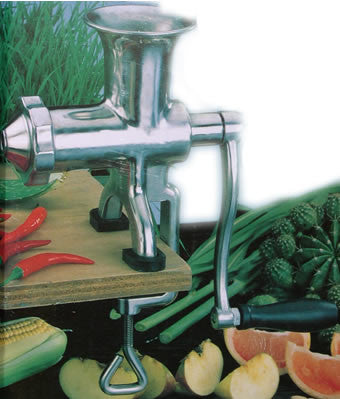 Hurricane Wheatgrass Juicer Stainless Steel Model HJ - VeggieSensations