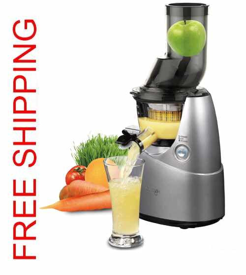Kuvings Whole Slow Juicer B6000 - VeggieSensations
