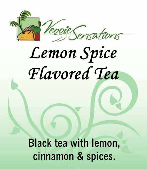 Lemon Spice Flavored Tea - Loose Leaf