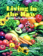 Living In The Raw - VeggieSensations