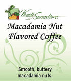 Macadamia Nut Flavored Coffee - VeggieSensations