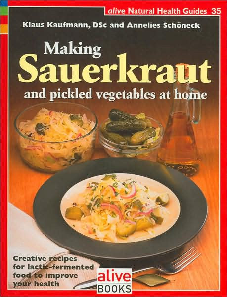 Making Sauerkraut and Pickled Vegetables at Home - VeggieSensations