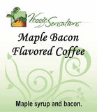 Maple Bacon Flavored Coffee - VeggieSensations