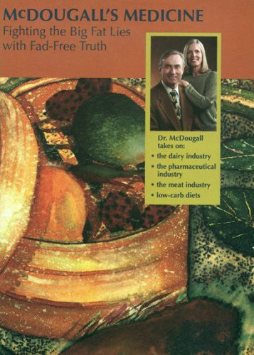 McDougalls Medicine with Mary McDougall DVD - VeggieSensations