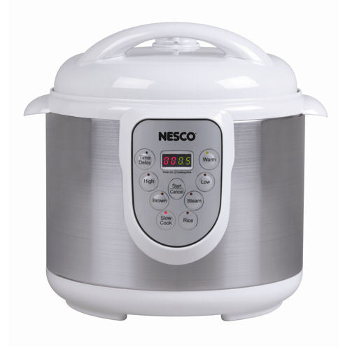 Nesco 6 Quart Pressure Cooker PC6-14