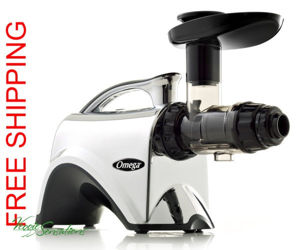 Omega Juicer NC900HDC Chrome