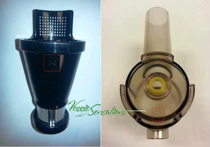 omega juicer screen u0026 drum combo for