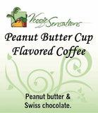Peanut Butter Cup Flavored Coffee - VeggieSensations