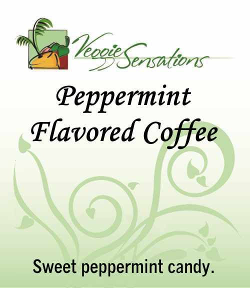Peppermint Flavored Coffee - VeggieSensations