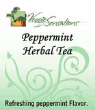 Peppermint Herbal Tea - VeggieSensations