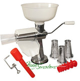 Roma Deluxe Sauce Maker and Food Strainer DLX200P - VeggieSensations