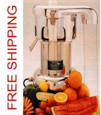 Ruby Juicer - Commercial - Centrifugal