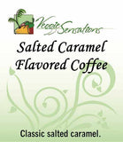 Salted Caramel Flavored Coffee - VeggieSensations