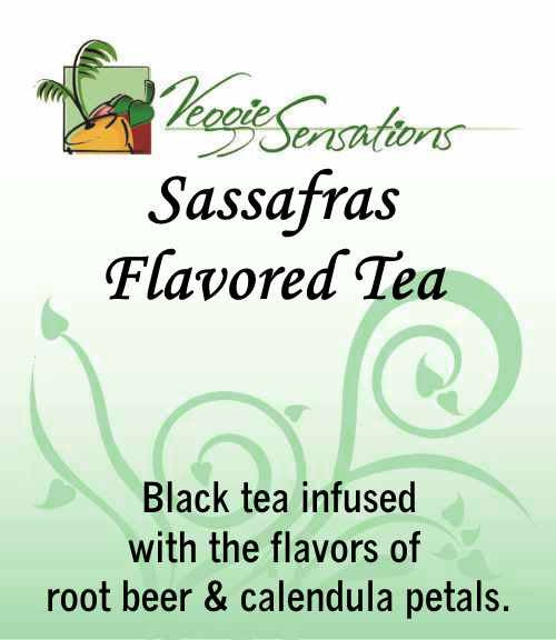 Sassafras Flavored Tea - Loose Leaf