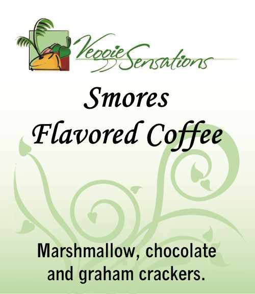 Smores Flavored Coffee - VeggieSensations