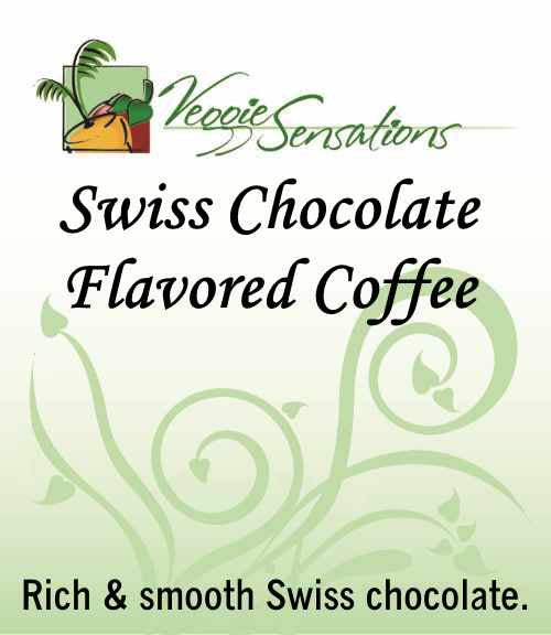 Swiss Chocolate Flavored Coffee - VeggieSensations