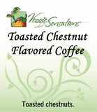 Toasted Chestnut Flavored Coffee - VeggieSensations