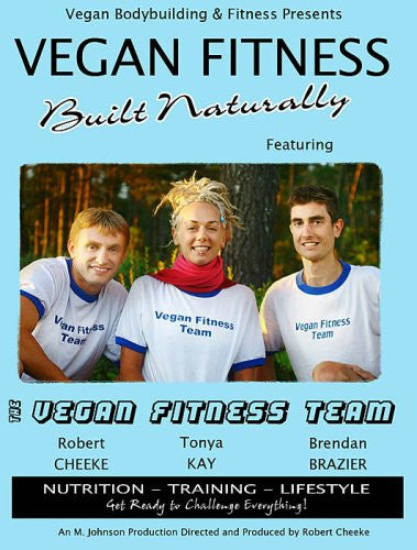 Vegan Fitness Built Naturally DVD